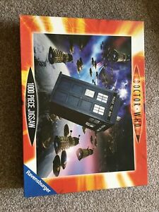 dr who jigsaw puzzle 1000 Pieces.  Happy to combine postage with other items