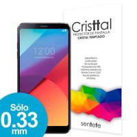 Sentete® LG G6 Protector de Pantalla de Cristal Templado PREMIUM