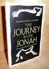 THE JOURNEY WITH JONAH by Madeleine L'Engle 1967 HB 1st! SIGNED by author!