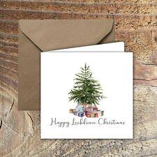 CHRISTMAS CARDS, LOCKDOWN, QUARANTINE Happy Lockdown Christmas PACK OF 5