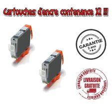 5sa143 Cartouches Non OEM compatibles avec Canon Pgi520 / Cli521 1x Petite noire Photo