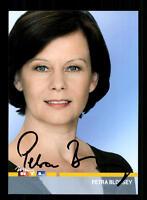 Petra Blossey Unter Uns Autogrammkarte Original Signiert # BC 61084
