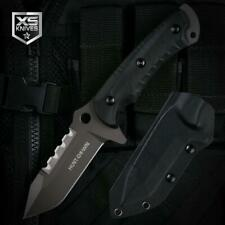 Combat TACTICAL TANTO Knife G10 Handle FULL TANG + QUICK RELEASE KYDEX SHEATH