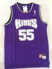 e01faf874 New Men s Jason Williams Sacramento Kings Throwback Swingman Jersey Purple  S M L