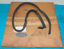 1965 1966 Mustang GT Shelby GT350 NOS FASTBACK LH ROOF SIDE RAIL WEATHERSTRIP
