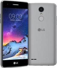 NEW LG K8 (2017) DUMMY DISPLAY PHONE - TITANIUM - UK SELLER