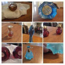 antique avon perfume bottles