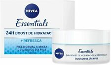 Nivea Essentials 24h Moisture Boost Cream 50ml Normal Skin SPF15