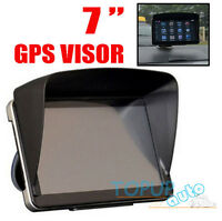 "1X Sun Shade Glare Visor for Garmin 7"" inch GPS nuvi 2757LM 2797LMT Dezl 760LMT"