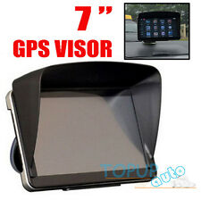 "7 inch Car GPS Sun Shade Visor Anti Glare 7"" Shield Sat nav Navigator Cover Cap"