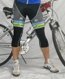 VOLER Cycling Pants FUJI TIBCO Bike Knickers Padded SPANDEX Tights Sz Small NWOT