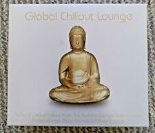 Various Artists - Global Chillout Lounge (2006) - 5 CD Album
