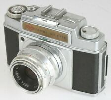 Agfa Ambi-Silette #MZ4483 mit 2,8/50mm Color-Solinar #137239
