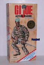 "GI Joe Action Marine Limited WWll 50th Anniversary Edition 12"" Figure 1996"