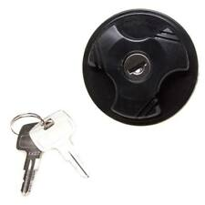 Petrol Fuel Tank Filler Locking Cap Cover Key Black Replacement - Valeo 247601