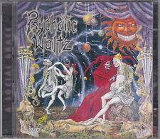 Psychotic Waltz : A Social Grace CD + DVD FASTPOST