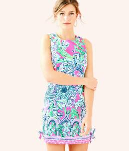 Lilly Pulitzer MILA SHIFT DRESS size 00/0/4/6