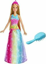 Barbie Frb12 Dreamtopia Pinceau N Scintillant Princesse