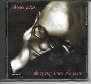 Elton John : Sleeping With the Past CD Highly Rated eBay Seller Great Prices