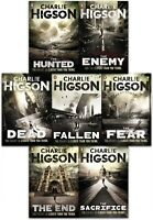 Enemy Series 7 Books Young Adult New Collection Paperback By Charlie Higson