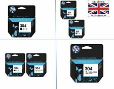 HP 304 Black and Colour Ink Cartridges For DeskJet 2632 Printer **NEXT DAY POST*