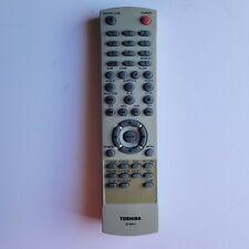 Original TOSHIBA SE-R0213 DVD Remote Control Control  Tested-Works  SHIPS FREE