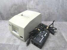 Epson Tm U325pd M133a Pos Receipt Printer With Power Adapter