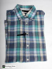 Tommy Hilfiger Men's Long Sleeve Check Casual Shirts & Tops
