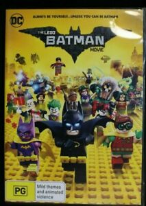 The Lego Batman Movie - Preowned - Region 4 -Sent Tracking (D450)