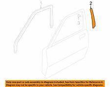 SUZUKI OEM 07-09 XL-7 Front Door-Applique Trim Molding Right 7728078J01 * (NEW)
