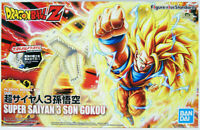 Bandai Dragon Ball Z DBZ Super Saiyan 3 Son Goku Figure-rise Standard Model USA