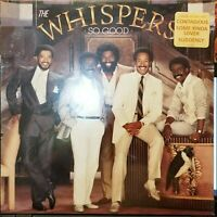 THE WHISPERS SO GOOD MINT/CUTOUT/SEALED 60356-1 LP HYPE STICKER FAST USA SHIP