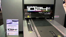 Direct Jet DJ-1024 UVHS Small-Format UV Flatbed Printer- 6Month Manf Warranty