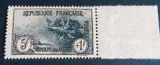 France N° 232 5 F /1f Bleu Neuf ** Bord De Feuille Et TTB Côté 300€