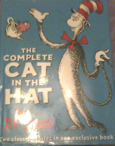The Complete Cat in the Hat - Dr Seuss - Illustrated - 2002 - HB