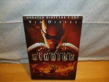 Dvd. The Chronicles Of Riddick. Vin Diesel. Brand New. Sealed.
