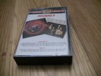 "Journey ""Infinity - Next"" 2 On 1 Cassette Tape with Lights, Wheel in the Sky"