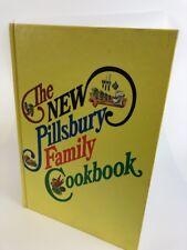 Vintage 1973 The New Pillsbury Family Cookbook Hardcover  Bound