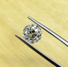 Graceful Antique 2.10 Carats AGS L SI1 Old Euro Cut Loose Diamond AGS Certified