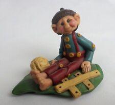 1994 Pippsywoggins Marionette Resin Figurine Maureen Carlson