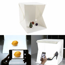 PROFESSIONAL LIGHT TENT PHOTO STUDIO PORTABLE HOME LIGHT ROOM BOX CUBE TENT KIT