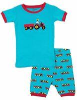 Leveret Boys Royal Blue Airplane Pajama Set 100/% Cotton Size 6M-14Y