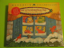 MANNHEIM STEAMROLLER-MY LITTLE CHRISTMAS TREE COLLECTION OF BOOKS AND MUSIC-NEW