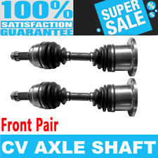 Front 2x CV Axle for FORD EXPEDITION F-150 F-250 F-250 SUPER DUTY