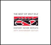 SPLIT ENZ - HISTORY NEVER REPEATS CD ~ NEIL~TIM FINN GREATEST HITS/BEST OF *NEW*