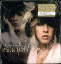 STEVIE NICKS (CRYSTAL VISIONS - VERY BEST OF CD SEALED + FREE POST)