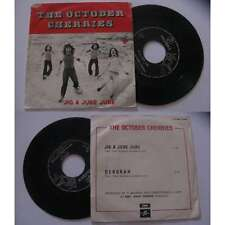 OCTOBER CHERRIES - Jig A Jube Jube Rare Belgium PS Psych 72