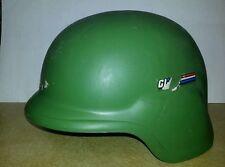 G.I. Joe vintage 80s/early 90s full size helmet