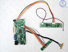 HDMI+DVI+VGA LCD Controller Board Kit LED Driver LVDS for M270HGE-L10 1920X1080