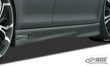 """RDX Seitenschweller Skoda Octavia 2 1Z incl Facelift Schweller """"GT4"""" Set Spoiler"""